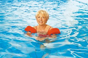 Delphin® swim discs for adults - arm floats, water wings