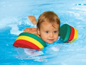 Delphin® swim discs for children, toddlers and babies
