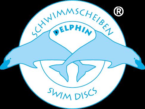 Disques de nage Delphin® - Logo